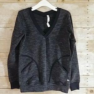 Lululemon V-neck sweatshirt Size 2